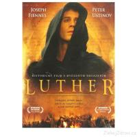 Luther - historický film - DVD